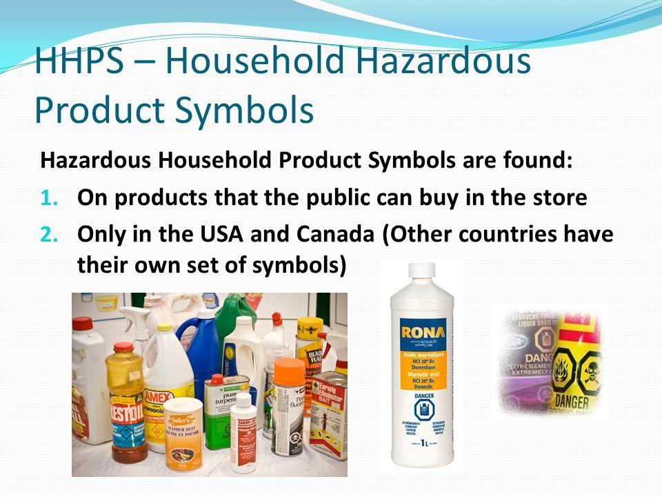 Hazardous Household Product Symbols Worksheet The Best