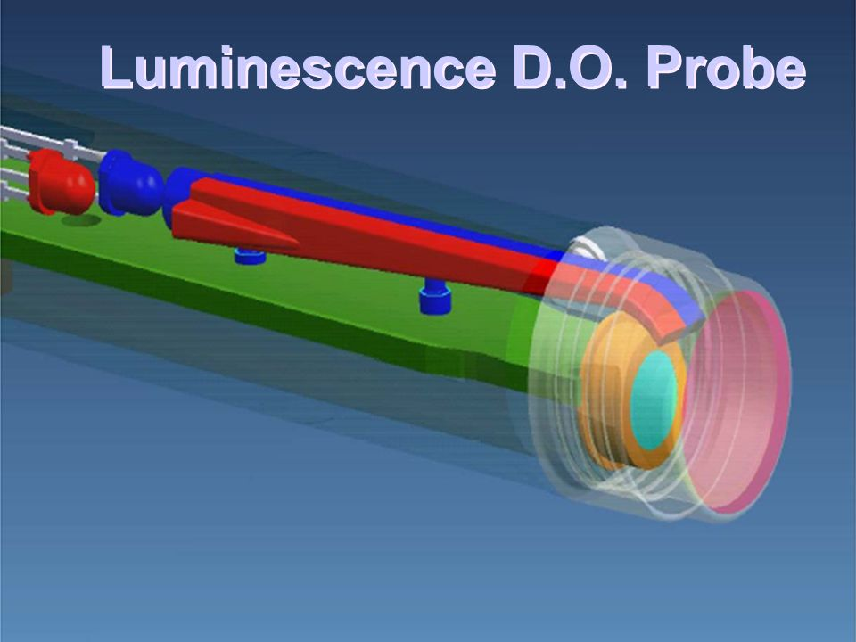 Luminescence D.O. Probe