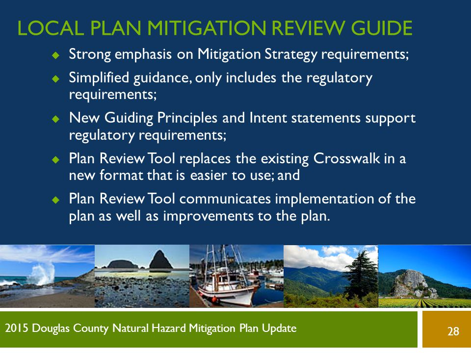 Local plan mitigation review guide