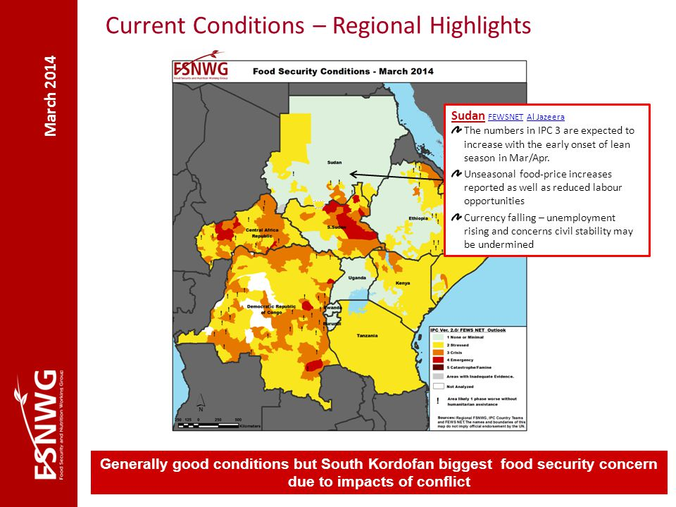 Current conditions regional highlights ppt download 4 current conditions sciox Choice Image
