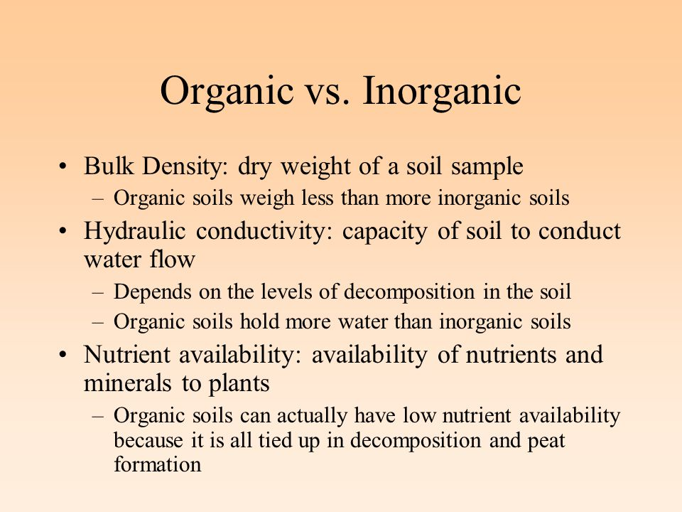 formation chemistry and biology of wetland soils ppt