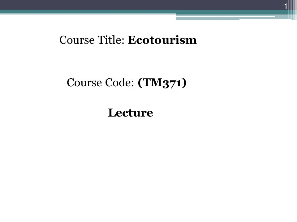 the concept of ecotourism essay Essay about ecotourism writing a short essay tng remastered comparison essay about the concept of ecotourism project aimed at amigos del bosque, but there.