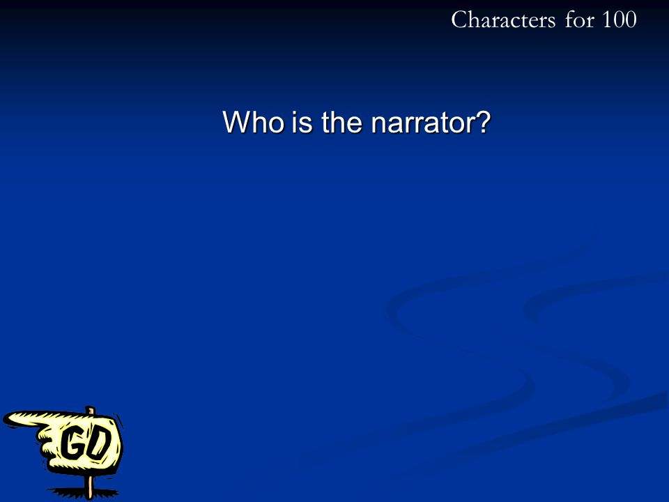 To Kill a Mockingbird Jeopardy - ppt download