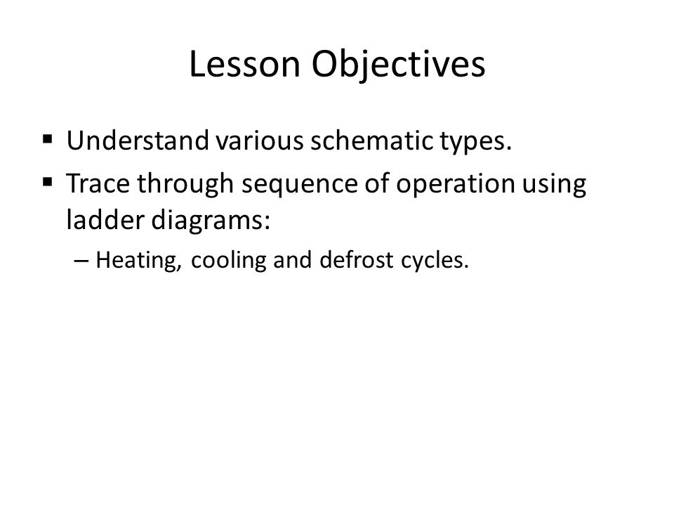 Reading Electrical Schematics - ppt download