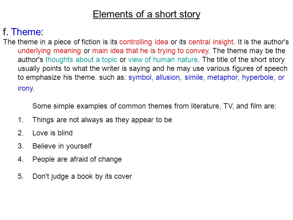 Elements of a short story ppt video online download elements of a short story thecheapjerseys Gallery