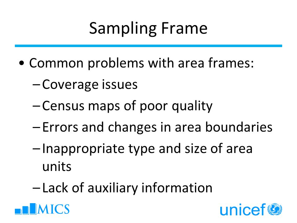 Unique Sampling Frame Definition Sociology Collection - Framed Art ...