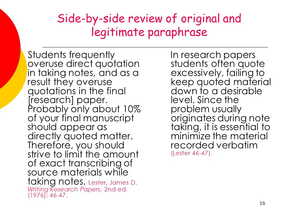 quotation and research notes 36 types of note cards—quotation, summary and paraphrase (apa and mla) quotations direct quotes are taken directly from the source and uses the exact words, spelling, and punctuation they must be cited in text.