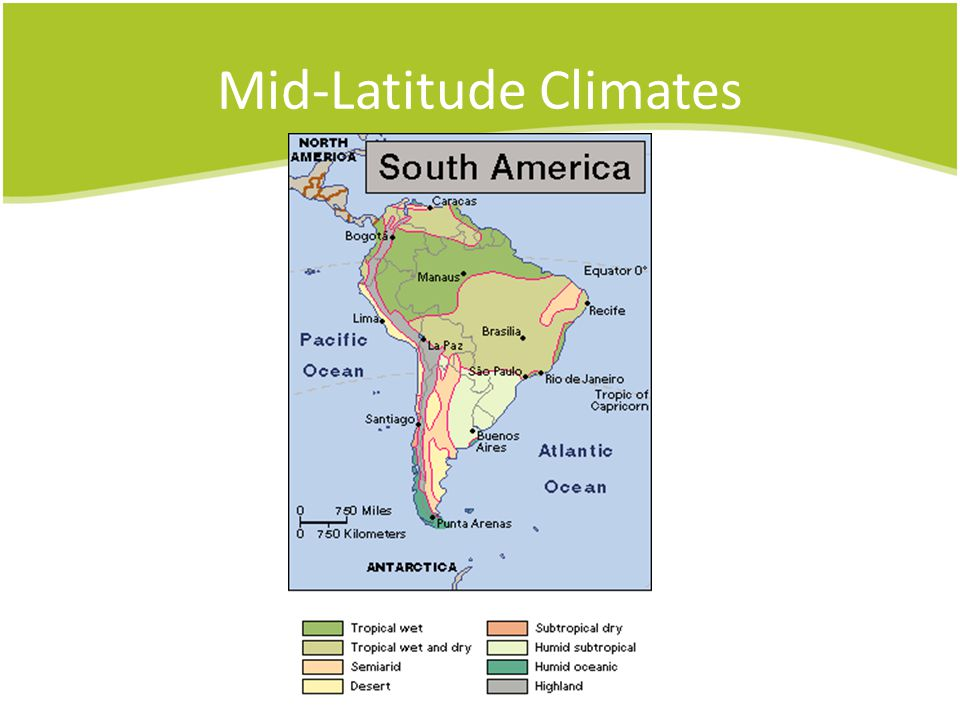a research on the climatology of mid latitudes Upon a location's latitude modern climate classification mild mid-latitude, d) cold research institute for climate and society at columbia.