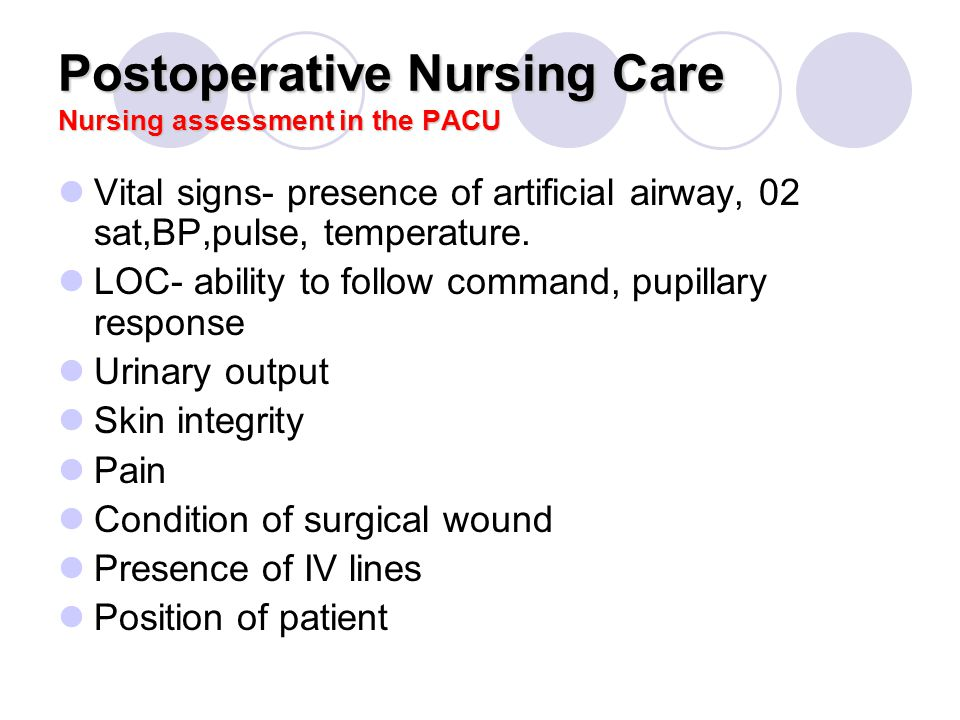 Perioperative Nursing Definition Of Surgery Ppt Video