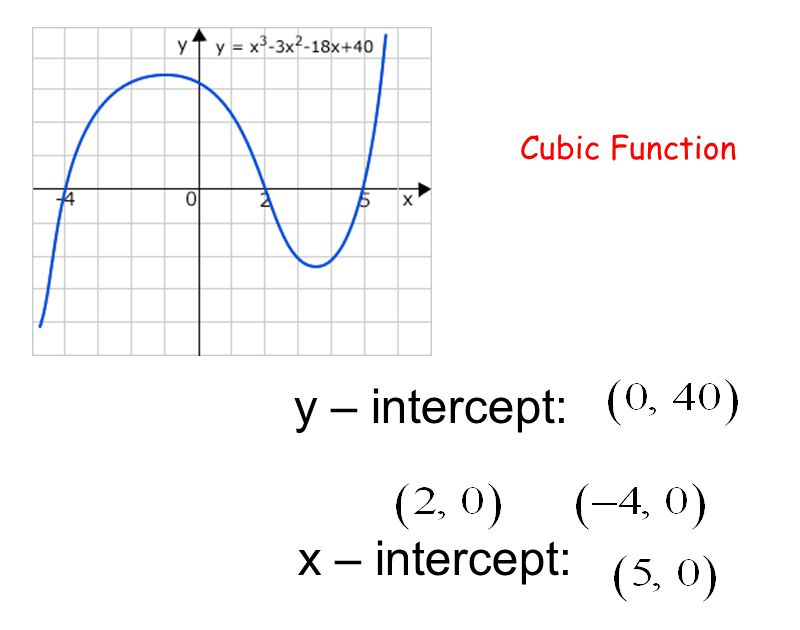 PARENT FUNCTIONS Constant Function Linear Absolute Value ...
