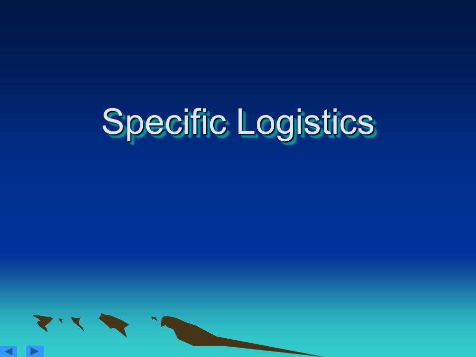 Specific Logistics