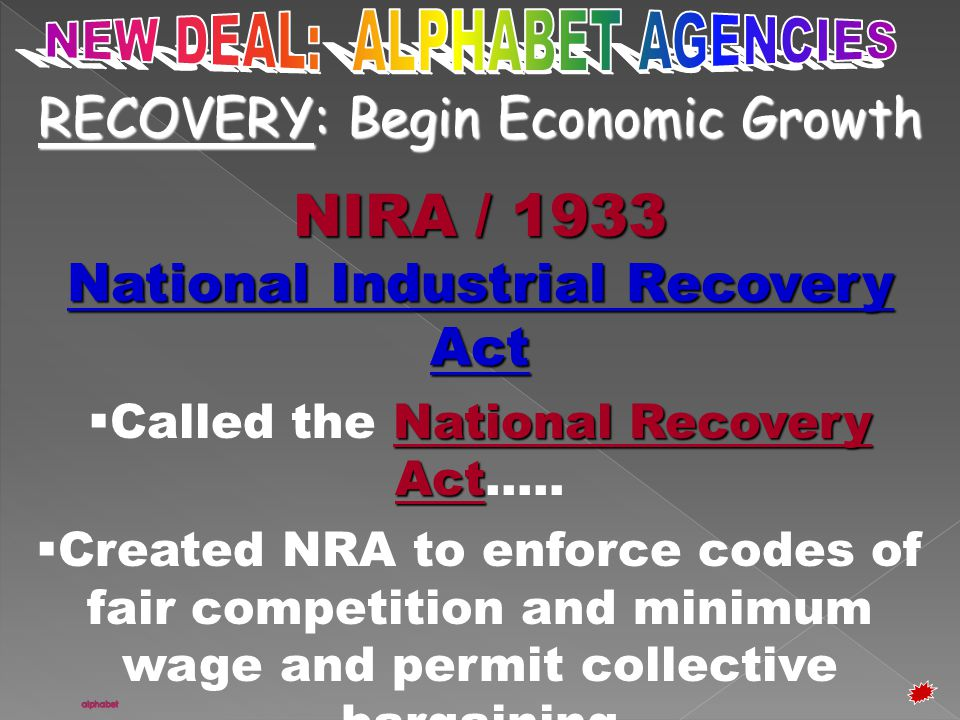 the impact of fdr administration in the ënew dealí in the economic recovery essay New deal's impact in the 1930s is actually hard the national recovery administration (nra)  used by franklin d roosevelt in his speech.