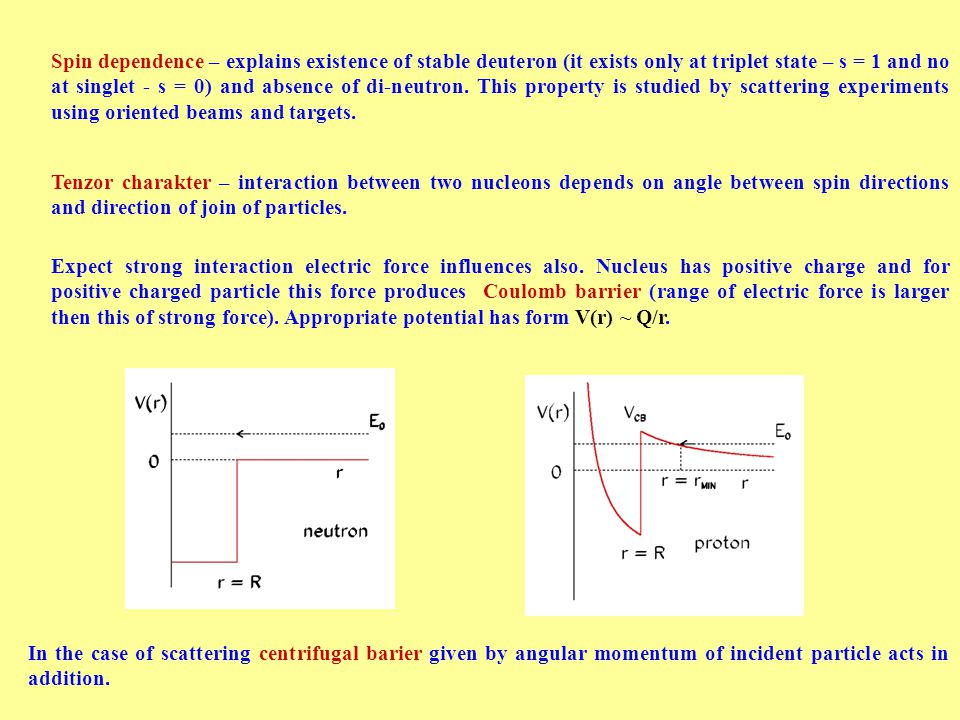 Phenomenological properties of nuclei - ppt video online download