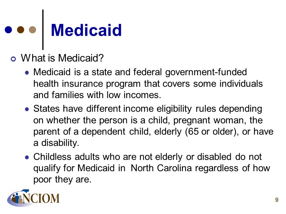 Medicaid What is Medicaid