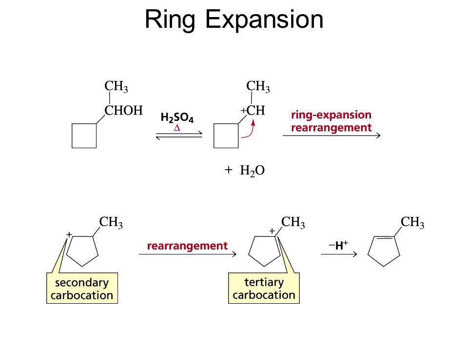 Ring Expansion Of Epoxide
