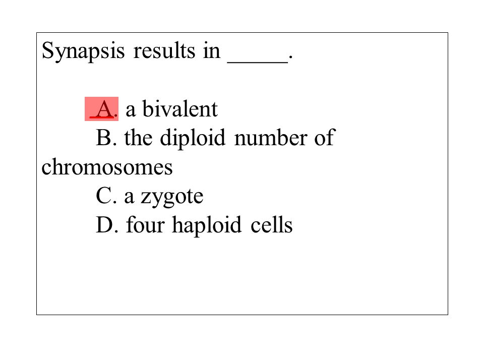 Sexual reproduction _____. A. requires haploid gametes B - ppt ...