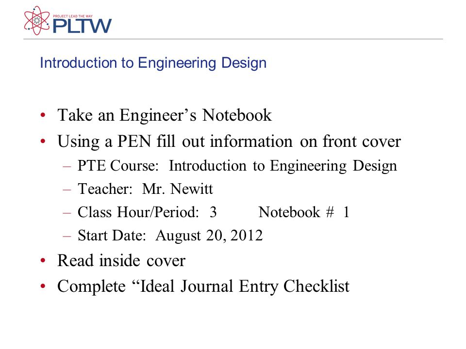 pltw intro to engineering final study guide essay Pltw intro to engineering final study guide essay, arbitration the hearing and determination of a dispute or the settling of differences between parties by a person or persons chosen or agreed to by them.