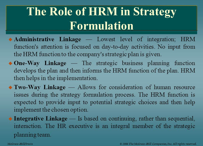 role of hrm in manufacturing company Hr administrator job description as an hr administrator, your role is a mixture of  hotels, retail organisations and manufacturing industry.