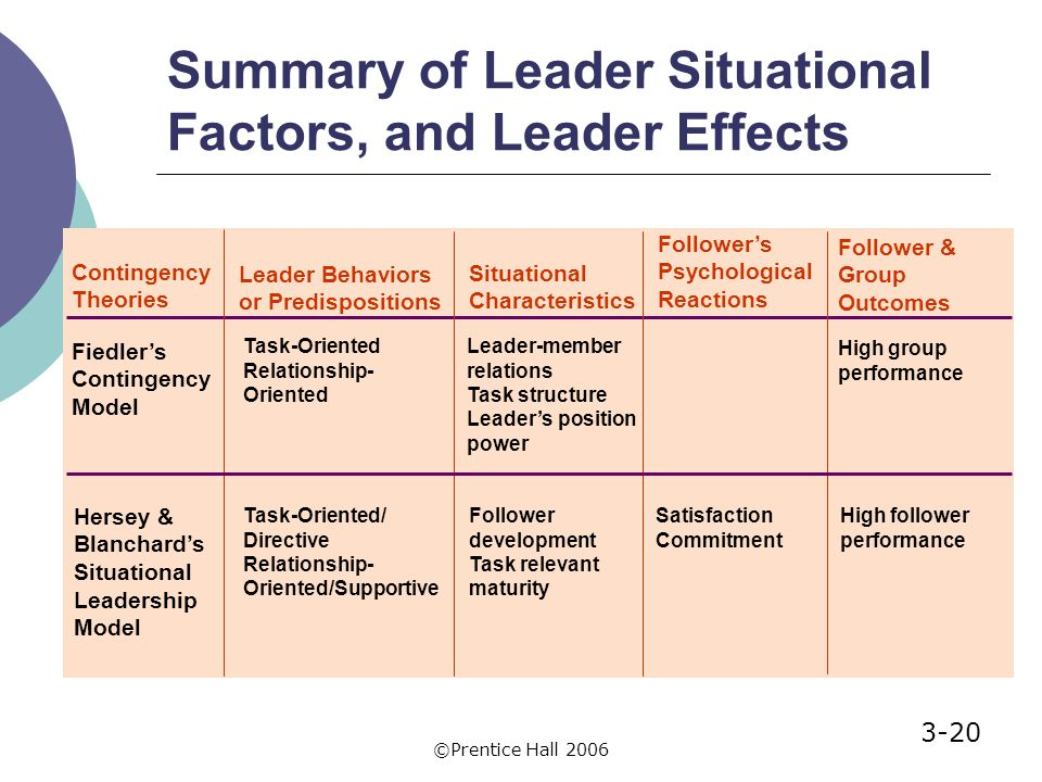 The Meaning & Impact of the Leader-Follower Theory as It Relates to Management & the Workplace