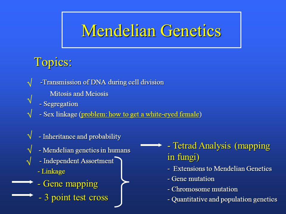 Essay on Genetics (For College and Medical Students) | Biology