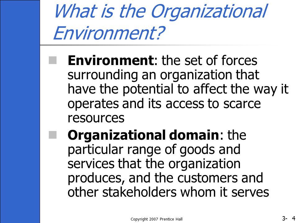how does changing environments affect organisations The organizational change is moving from familiar to unfamiliar environment as the future is uncertain so mostly people do not support the change unless the convincing reasons persuade them to do so (cummings and worley, 1993.