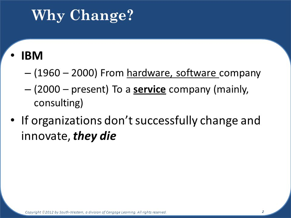 describe strategies to manage change and innovation The connection between change and innovation is not always linear and there   this study aims to explain the link between willingness to change and innovation  in services  for wics: customer relationship management software  characteristics and  technology analysis & strategic management, 12 (4) ( 2000), pp.