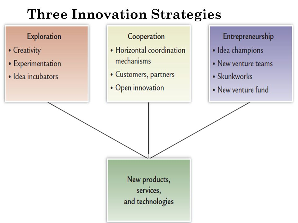 Strategic Innovation and Change