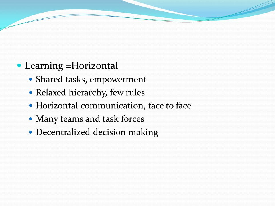 Chapter 3: Fundamentals of Organizational Structure - ppt video ...
