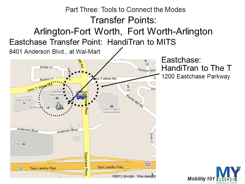 Arlington-Fort Worth, Fort Worth-Arlington