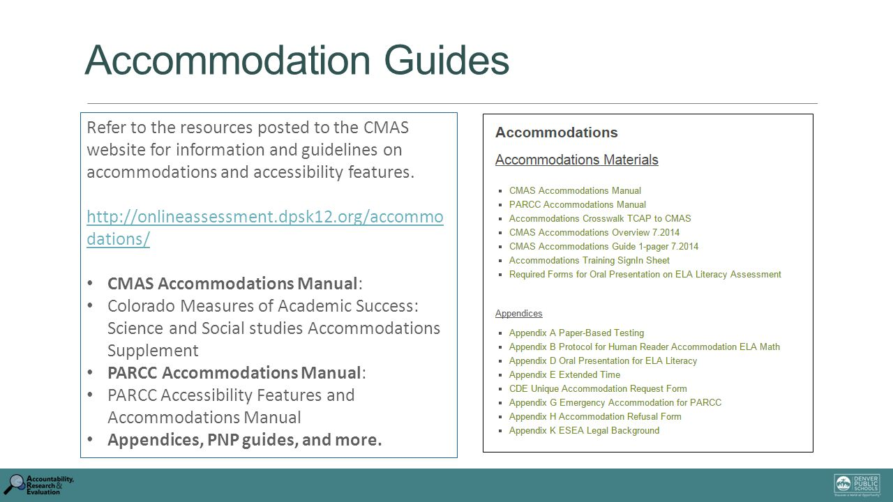 Sal training: administration, ethics, accommodations - ppt download