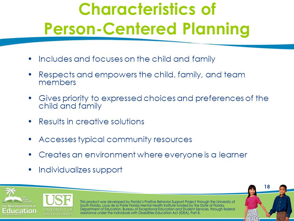 support person centred thinking and planning Individual support plan / foundations of person centered thinking  the  person centered thinking concepts, skills, and resources included here are  based.