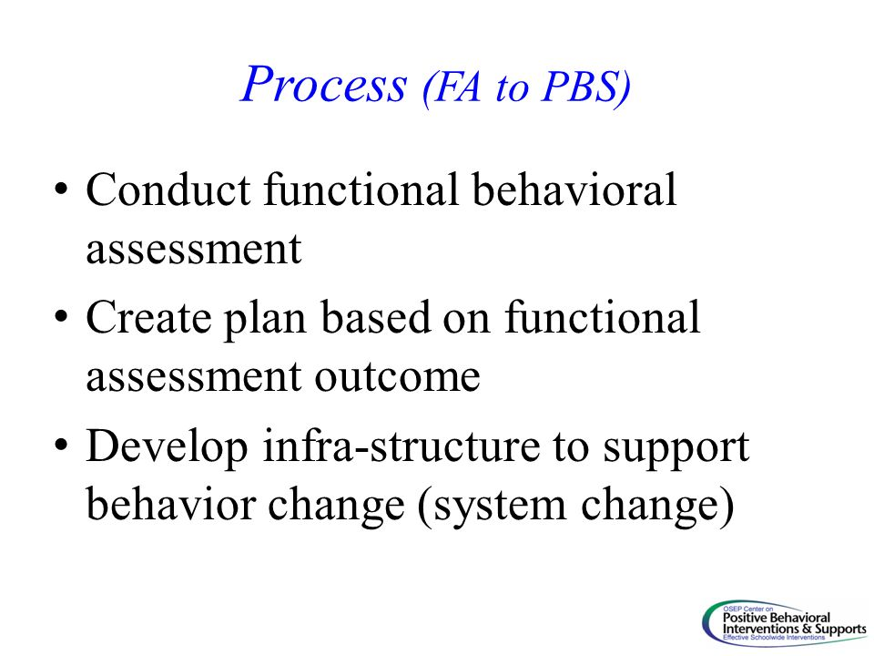 Tier Iii Functional Behavioral Assessment  Ppt Download