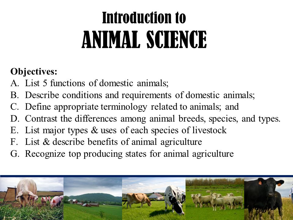 introduction of scientific farming Study scientific farm animal production (10th edition) discussion and chapter questions and find scientific farm animal production (10th edition) study guide questions and answers.