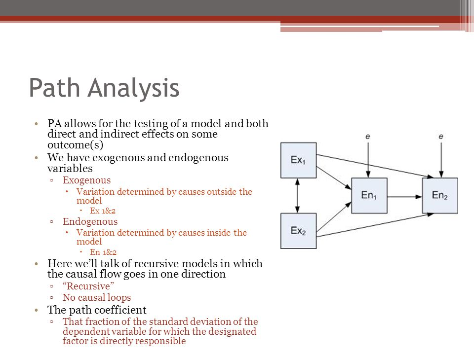 Path analysis a brief intro ppt video online download 11 path ccuart Choice Image