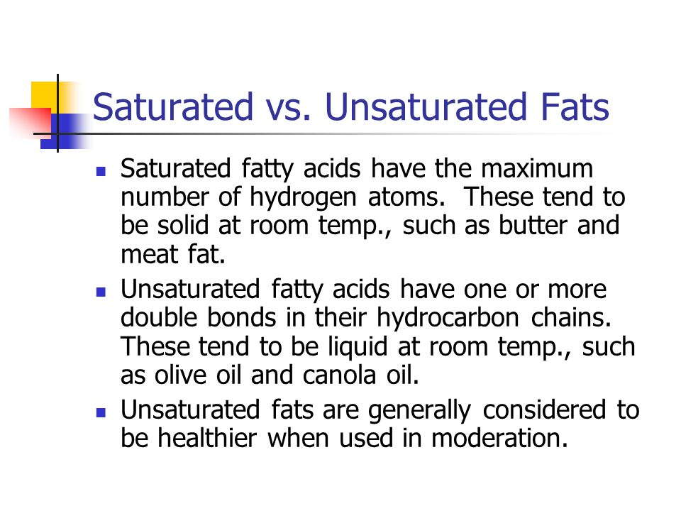 Good Fats vs Bad Fats on the Ketogenic Diet