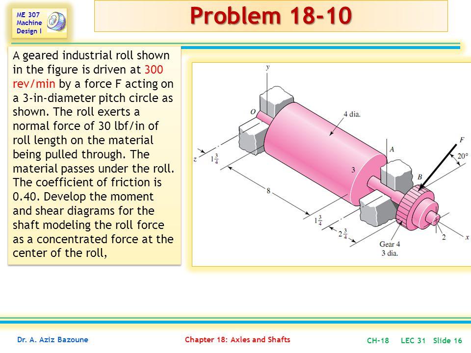 Problem 18-10