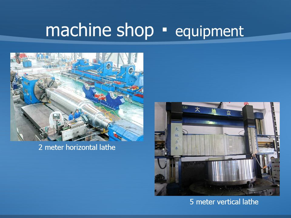 Chongqing zongxue heavy industries co ltd ppt download for Parlour equipment