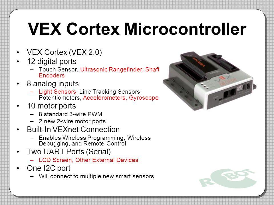 Robotc For Cortex Teacher Training Ppt Download