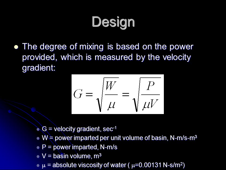 which is measured by the power of a machine