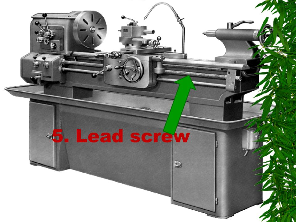 5. Lead screw