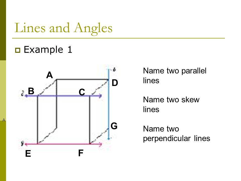 Skew Lines Examples 27262 Loadtve