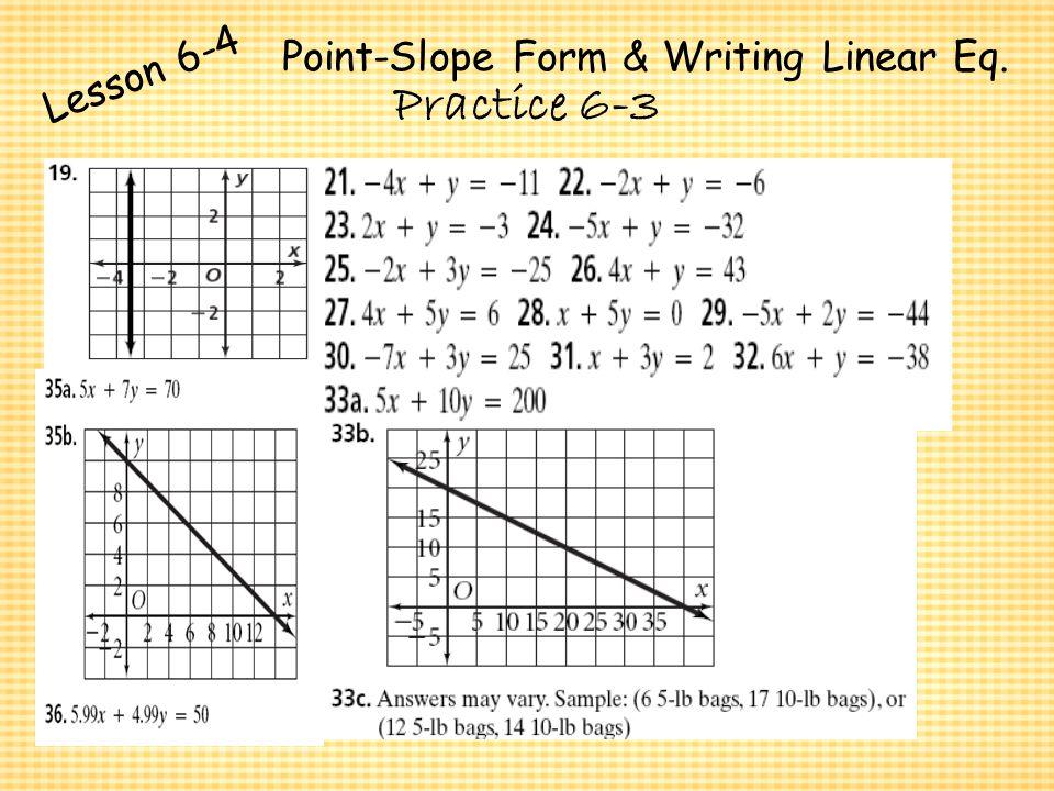 Point Slope Form Practice Worksheet Bhbrinfo – Point Slope Form Worksheet