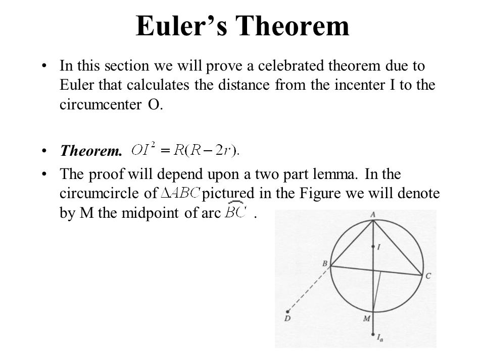 Chapter 7: Triangles and Circles - ppt video online download