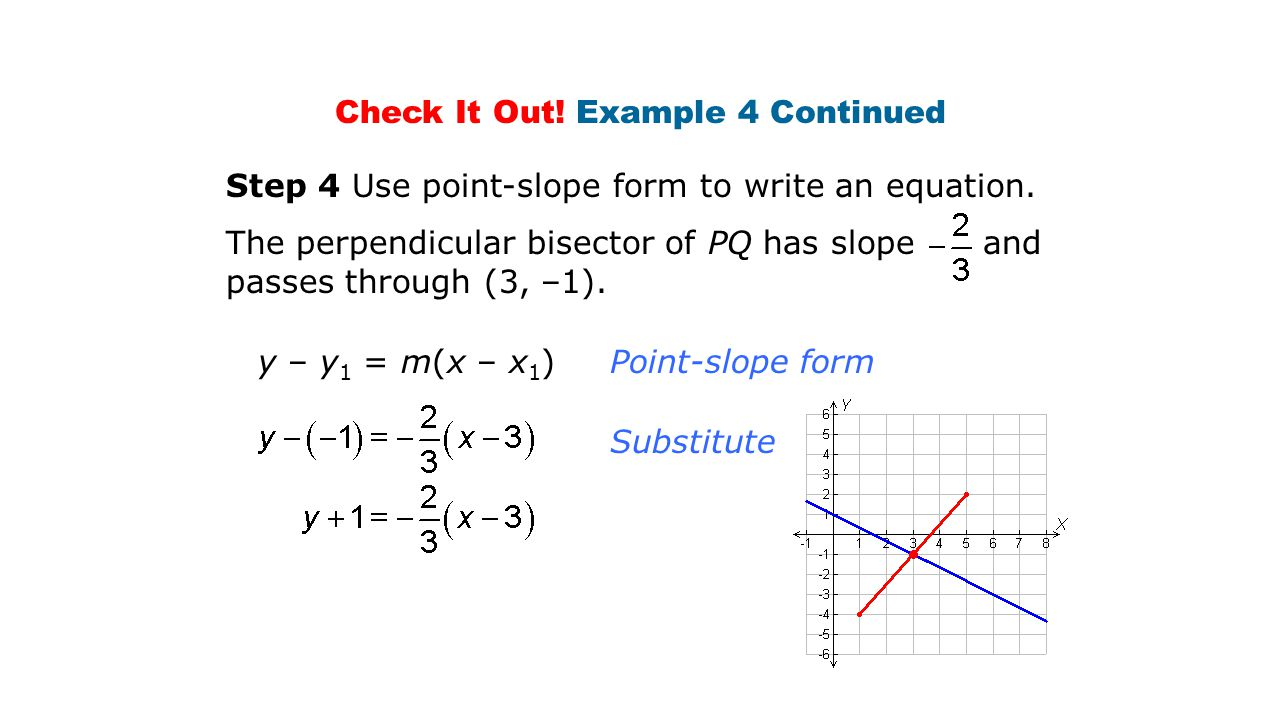 Perpendicular bisector and angle bisector ppt video online download 31 check falaconquin