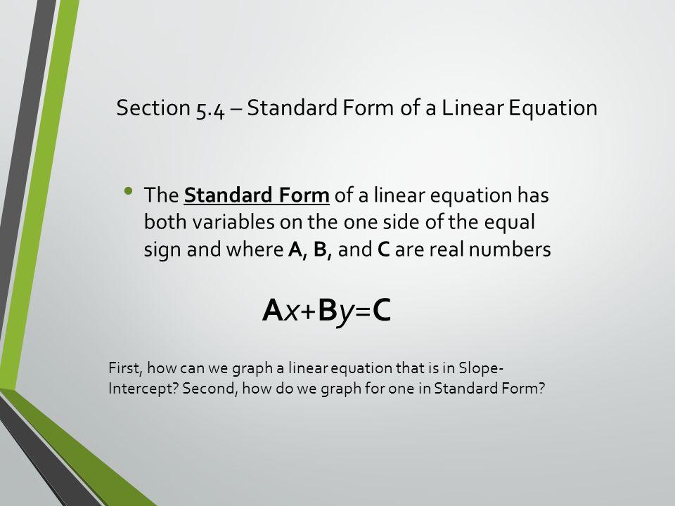 Writing Equations Standard Form Worksheets Custom Paper Academic