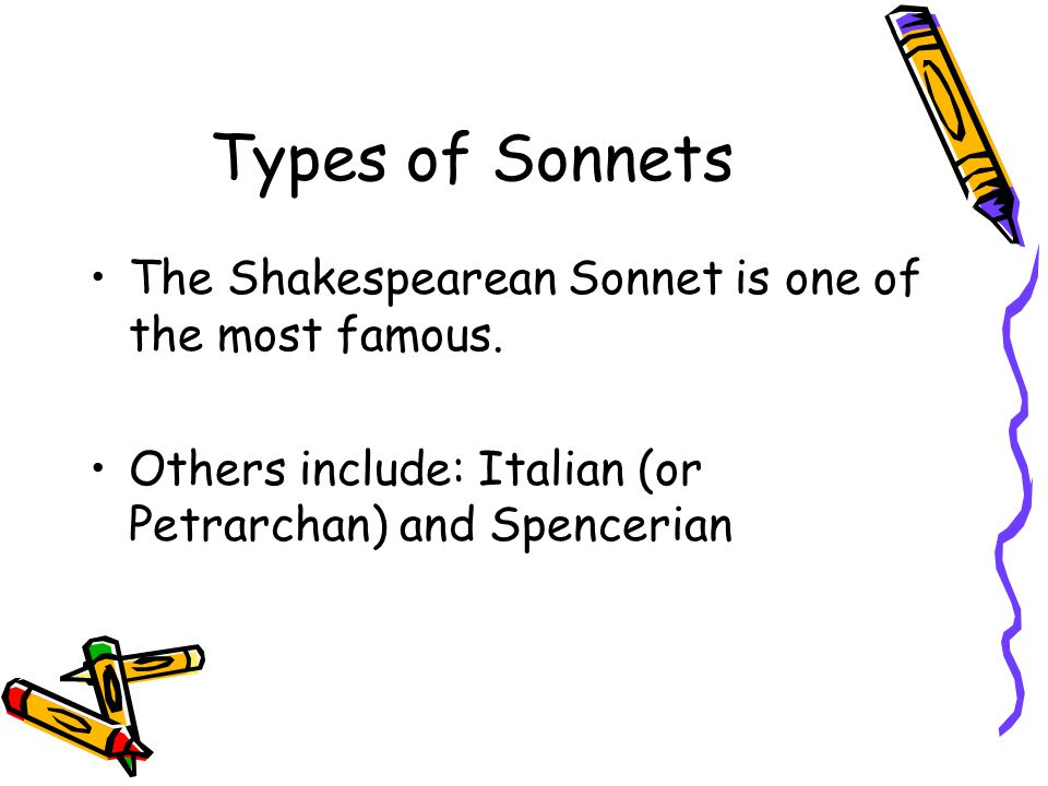 writing sonnets Dummies guide to writing a sonnetlearn to write a sonnet in iambic pentameter, just like shakespeare did discover the rhythm and rhyme scheme of.