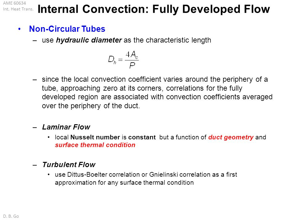 Use the Pipe Flow Reynolds Number for Turbulent Flow to ...