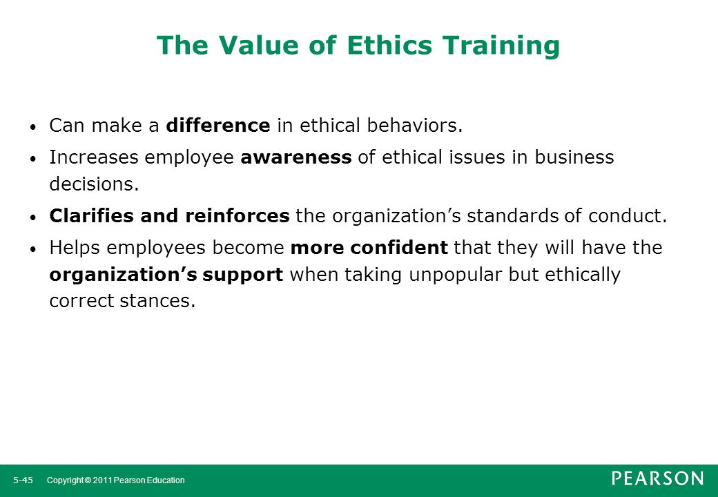 What Are Characteristics of Ethical People in the Workplace?