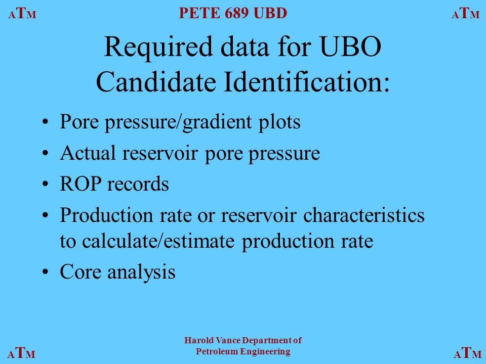 Required data for UBO Candidate Identification: