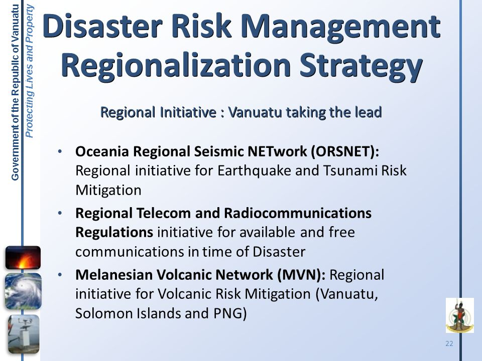 strategies for disaster risk management The eu is in a unique position to support and coordinate member state efforts to  develop disaster risk reduction strategies coastal storms, sea level rise and.